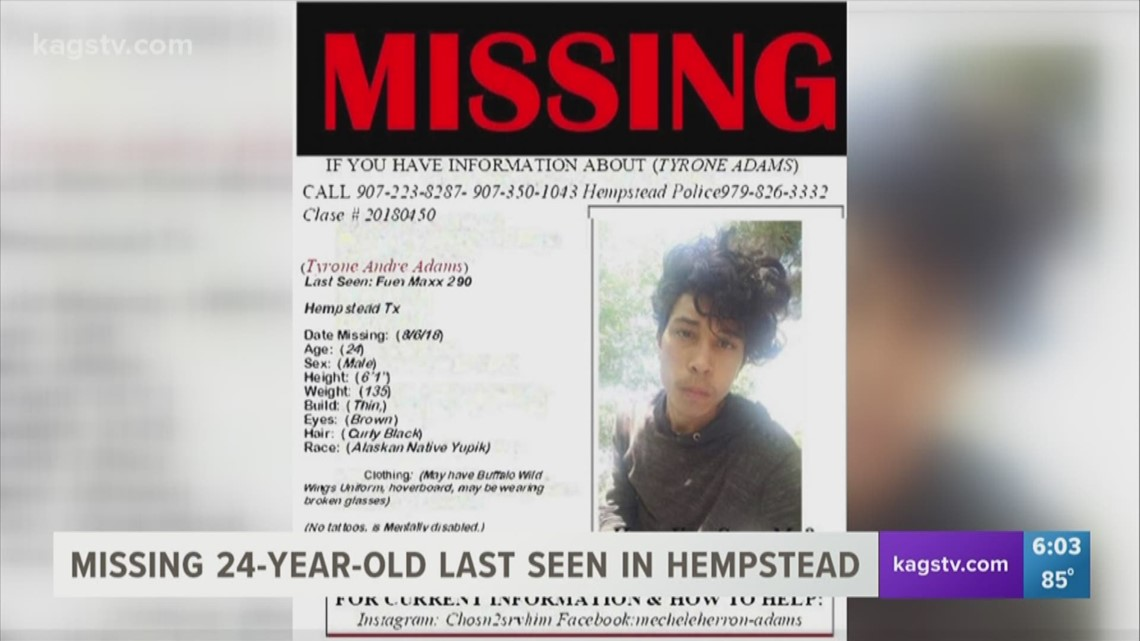 043d6fc8f5f4 Missing 24-year-old last seen in Hempstead