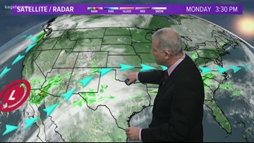 Bob's Forecast March 11 at 6pm