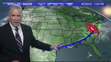 Bob French's Forecast March 25, 2019