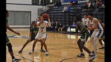 Blinn men's basketball falls to No. 14 Panola