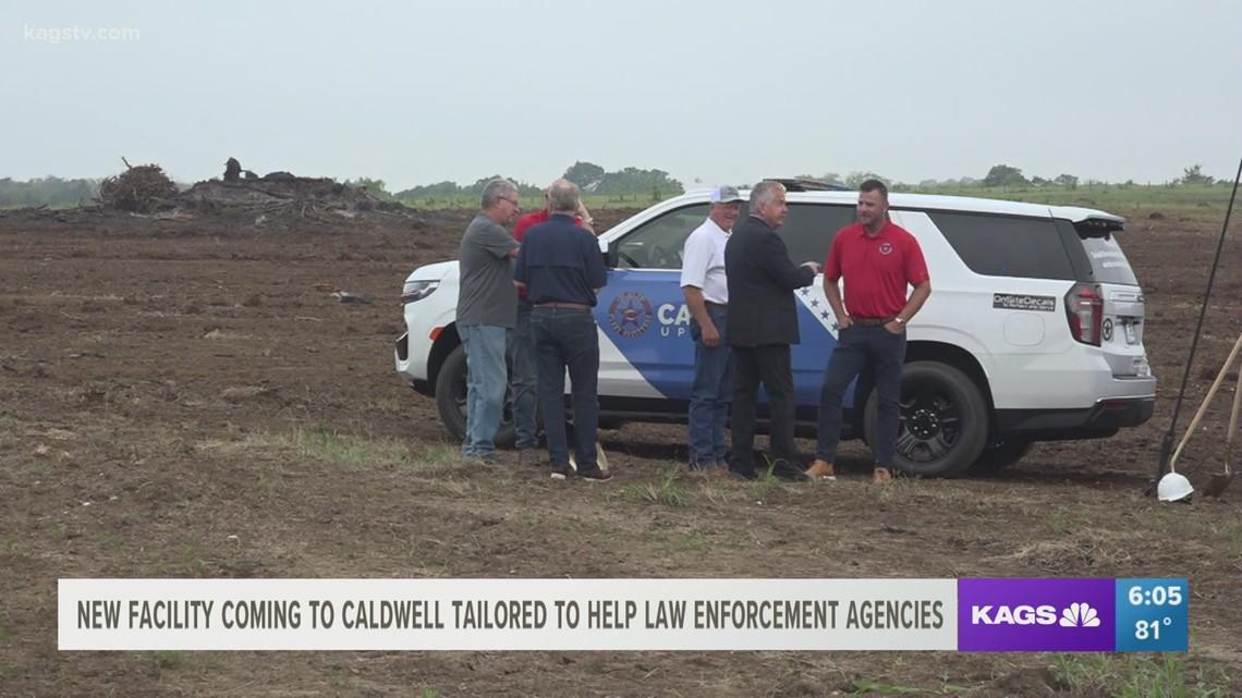 Law enforcement assistant CAP Fleet Upfitter coming to Caldwell
