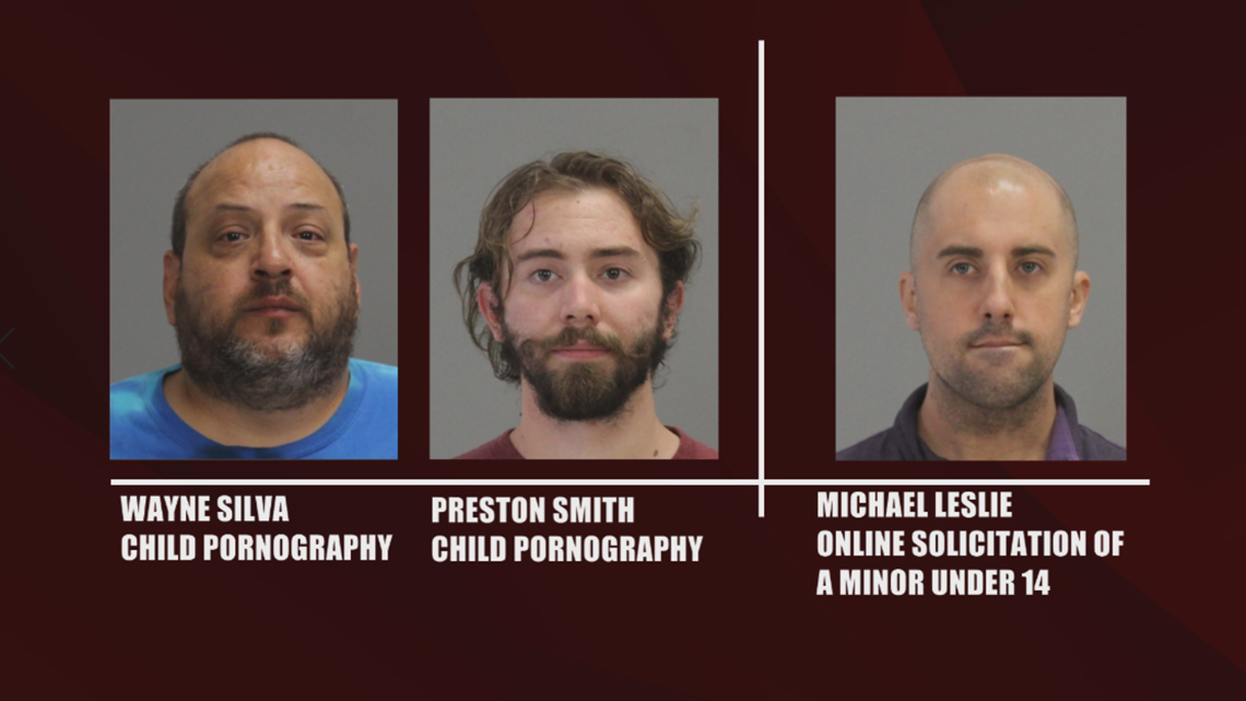 Brazos County Men Facing Child Sex Crimes Charges Kagstv Com