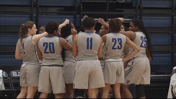 Blinn women's basketball falls to Coastal Bend in overtime, 86-78