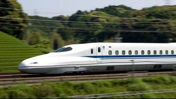 Texas high-speed rail project dodges bullet after budget rider dies