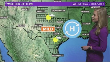Meagan's Forecast February 12 at 6pm