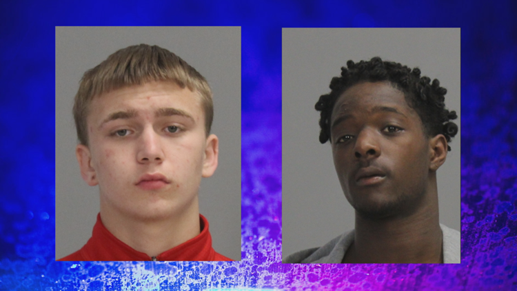 College Station police nab two suspects in Friday morning robbery at Circle K store