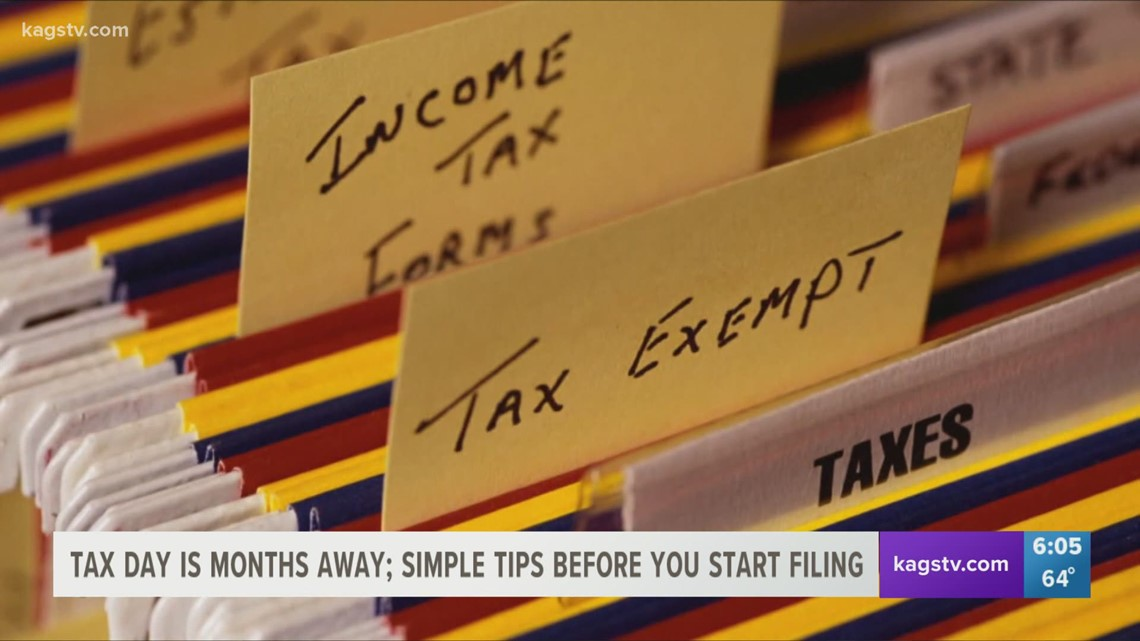 Prepare for your 2020 tax return now