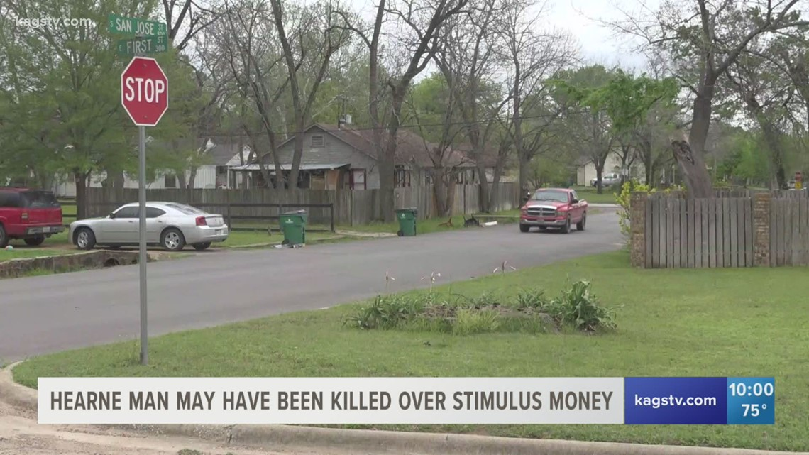 Person of interest questioned in shooting death of Hearne man