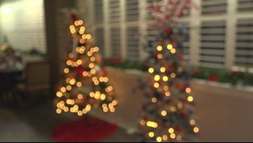 Parade of Trees hoping to find cure for Alzheimer's disease this holiday season