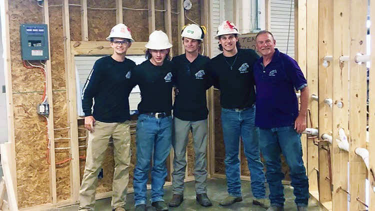 College Station ISD Career Tech students place at National Contest
