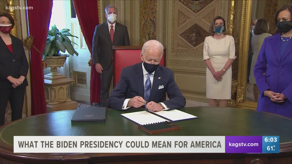 Texas A&M Experts weigh-in on what the Biden Administration could mean for America