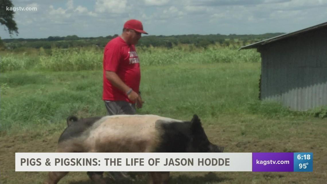 Pigs & Pigskins: The Jason Hodde story