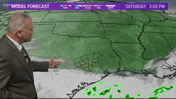 Bob's Forecast March 15 at 6pm