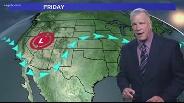 Bob's forecast May 14, 2019