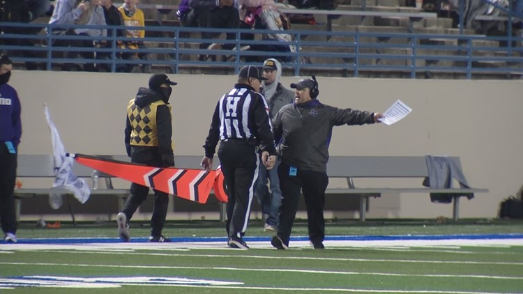 Buffalo in search of new football coach after Brandon Houston accepts new job
