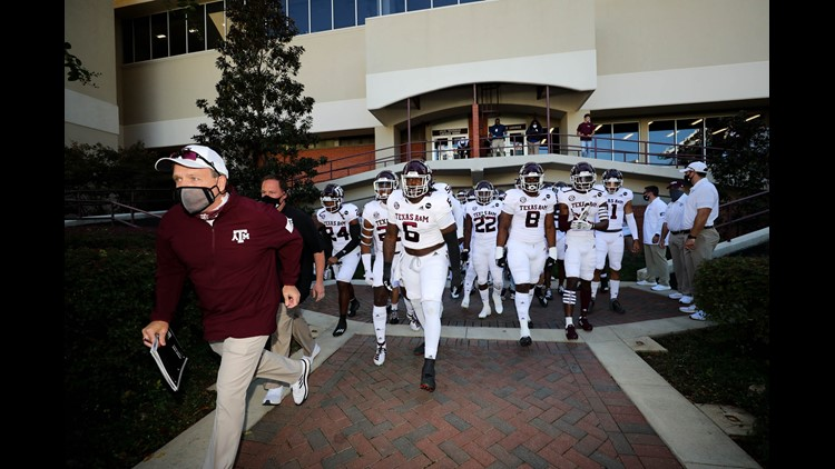 No. 7 Aggies Overpower New Mexico, 34-0