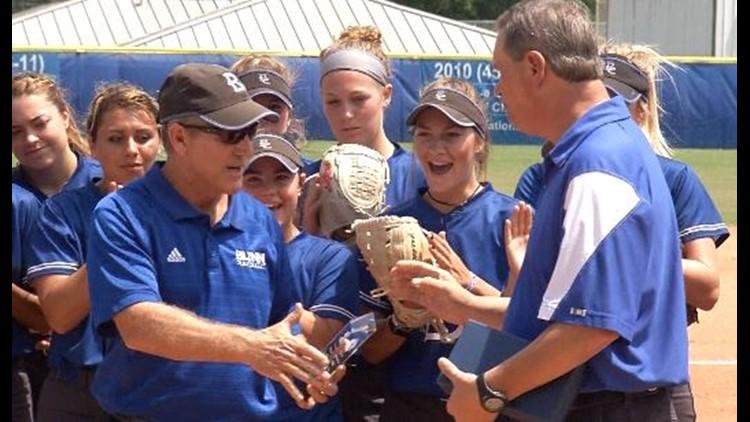 Blinn softball coach Rick Church named 2021 NJCAA Hall of Famer