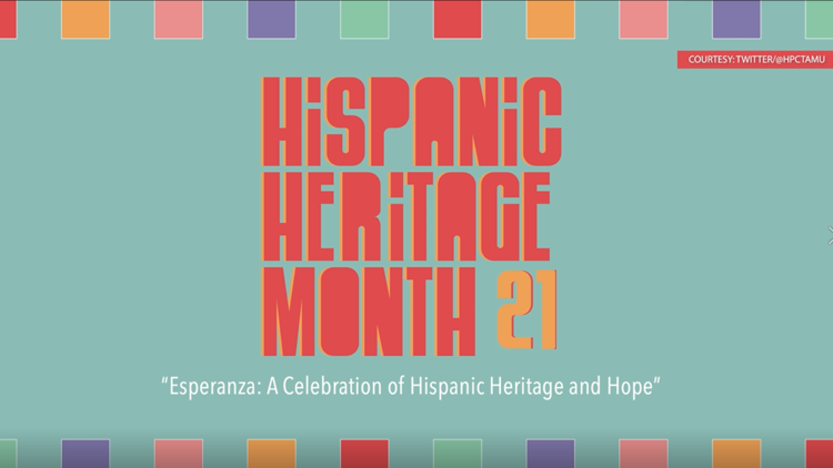 Hispanic Heritage Month Events at Texas A&M