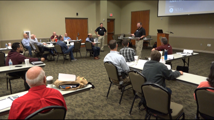 TEEX hosts cyber attack training