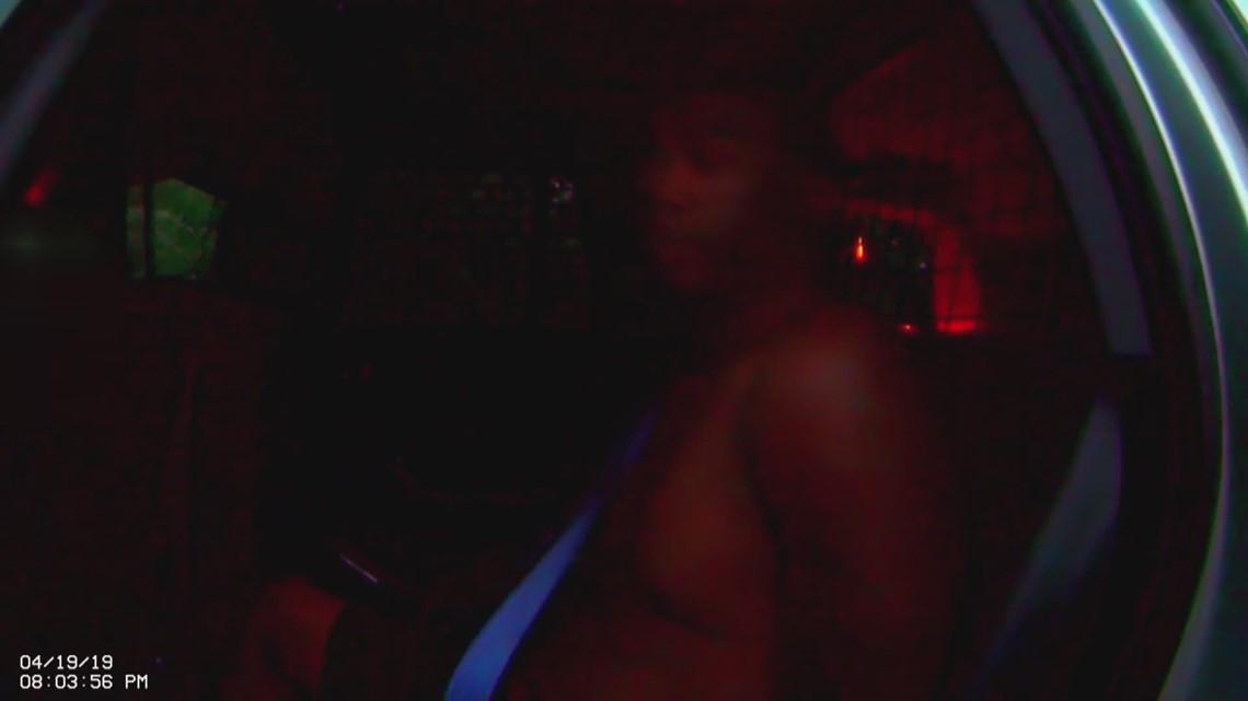 APRIL 19: Chester Jackson Jr Arrested for Public Intoxication