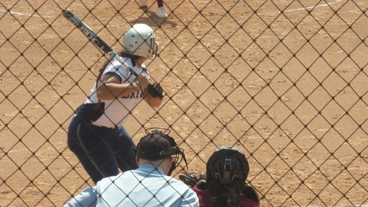 Bryan's Jacque Adams wins National Catcher of the Year