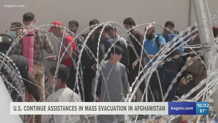 Congressman Pete Sessions responds to ongoing crisis in Afghanistan.