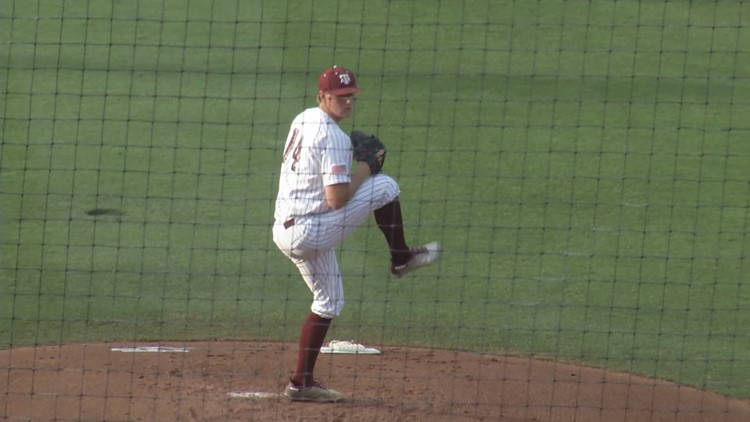 Doxakis Named SEC Pitcher of the Week