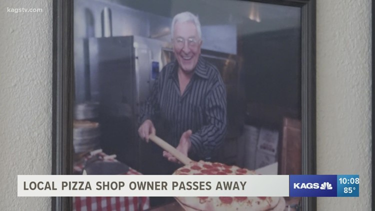 Remembering downtown Bryan's Mr. G
