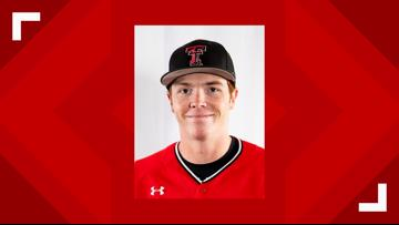 Former Rudder standout Hunter Dobbins fans 3 in Red Raiders CWS loss