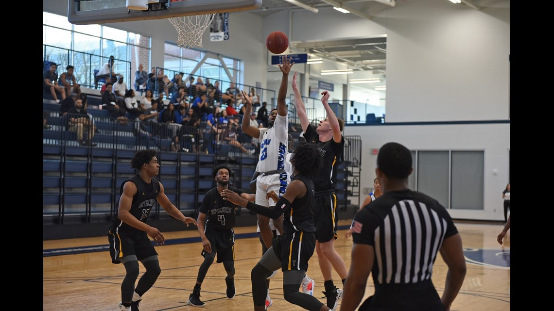 Blinn Men Fall to (13) Tyler; Women Pick Up Win Over Kilgore