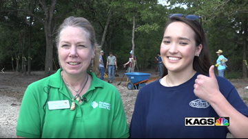 Going for GOLD: Brazos Valley Girl Scout working to achieve top honor with local service project