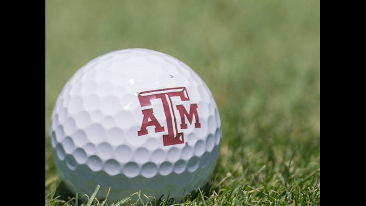 Aggie Golf Tied for Second at Aggie Invitational