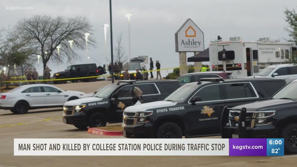 CSPD releases name of man killed by officer during traffic stop Thursday