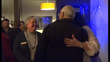 Volunteers honored for making a difference in foster children's lives