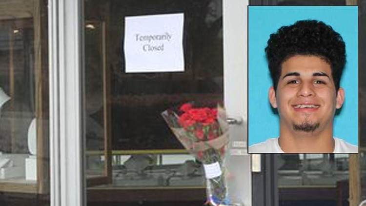 A 21-year-old man was arrested in College Station Wednesday morning in connection to the shooting of an Austin jeweler in March.
