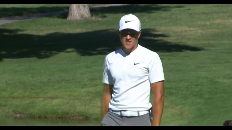 Coming into this week's Utah Championship on the Web.com Tour, Cameron Champ is straight on fire.