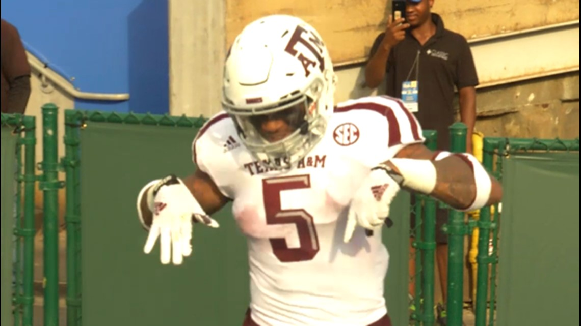 Texas A&M's Williams named Birmingham Monday Morning Quarterback Club's SEC Back of the Year