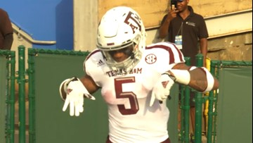 Texas A&M's Williams named Birmingham Monday Morning Quarterback Club's SEC Back of the Year