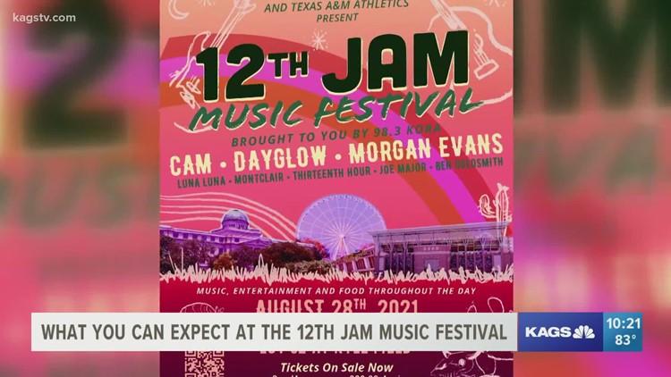 12th Jam Music Festival returns to Aggieland