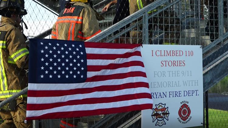 9/11 Stair Climb Memorial