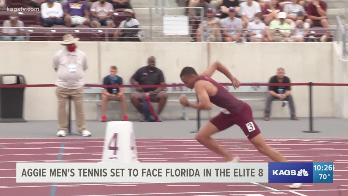 Texas A&M track stars return for a chance to qualify for the NCAA championship