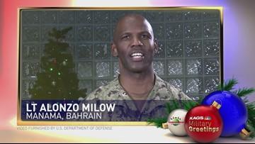 KAGS Military Greetings