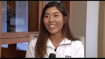 A&M Golfer Amber Park Speaks on Record Breaking Performance at Last Week's Schooner Classic