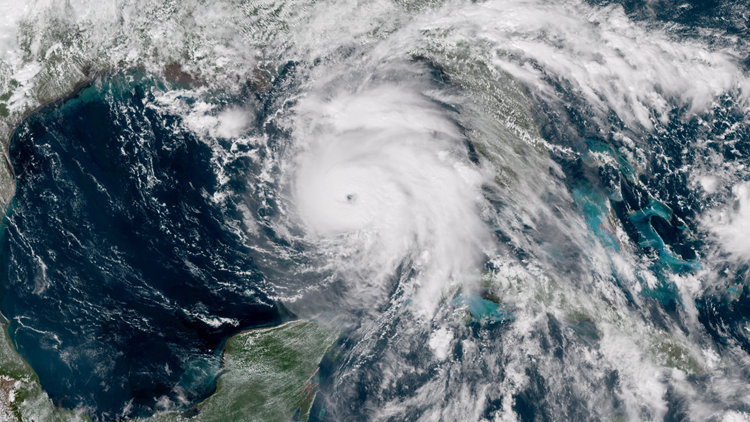 FEMA activated Texas Task Force 1 in response to major Hurricane Michael bearing down on the Florida Panhandle.