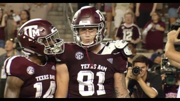 Trio of Aggies named Associated Press All-Americans