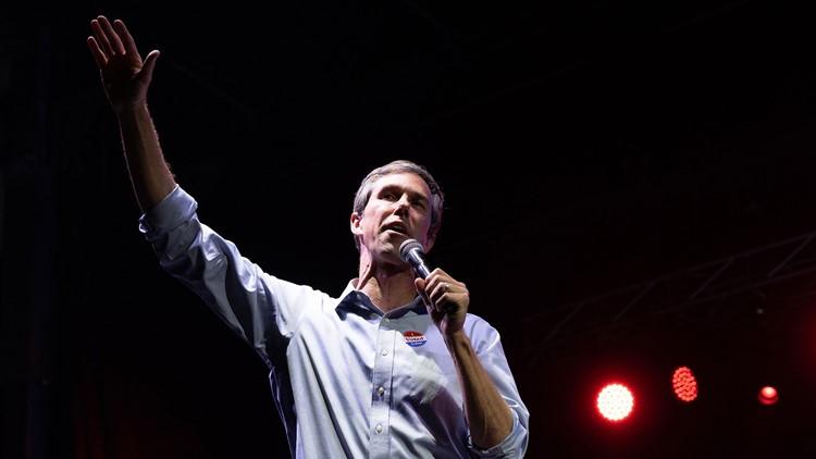 Former Congressman Beto O'Rourke to host town hall in Brenham on Monday