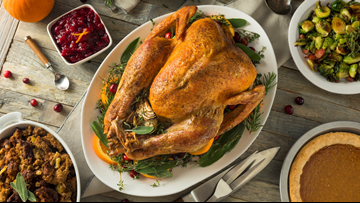Bryan & College Station residents can call 2-1-1 to register for free Thanksgiving meals