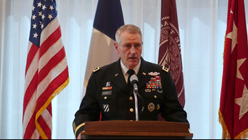 Army Futures Command visits Texas A&M