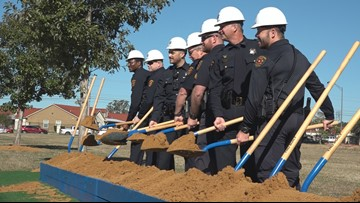 College Station PD breaks ground on new police station