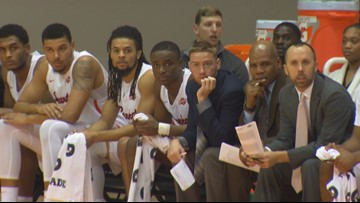 Kats move to 7-0 in SLC play after win over Lamar